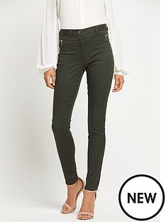 wallis-wallis-tinseltown-side-zip-trouser