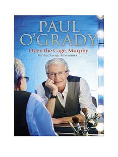 open-the-cage-murphy-paul-ogrady