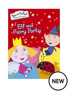 ben-amp-holly-ndash-elf-and-fairy-party