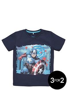 marvel-captain-america-tee