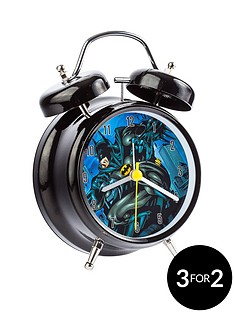 batman-batman-twin-bell-alarm-clock