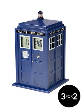 doctor-who-tardisnbspprojector-alarm-clock