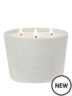 baylis-harding-la-maison-3-wick-candle