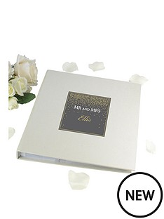 personalised-confetti-mr-amp-mrs-photo-album