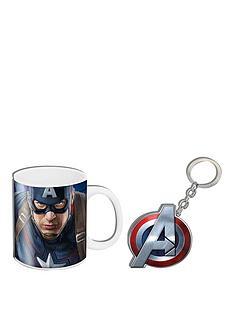 marvel-marvel-age-of-ultron-captain-america-mug-amp-keyring