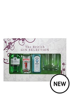 gin-selection-amp-glass