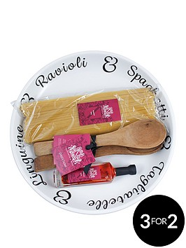 howarth-rose-howarth-amp-rose-pasta-bowl-gift-set