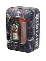 Jagermeister & Shot Glass Tin