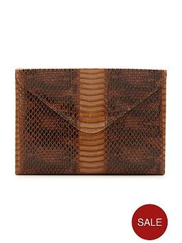 glamorous-snake-box-clutch-bag