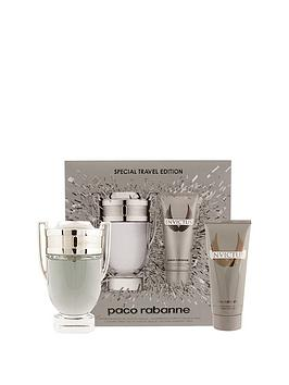 Paco Rabanne Invictus 100Ml Edt And 100Ml Shower Gel Gift Set