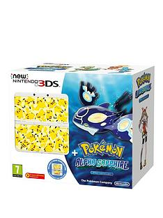 nintendo-3ds-nintendo-3ds-white-with-pokemon-alpha-sapphire-and-coverplate