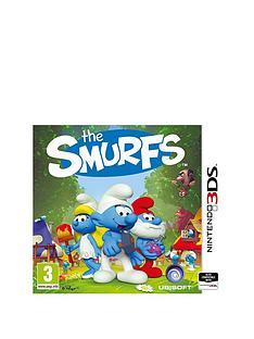 nintendo-3ds-the-smurfs