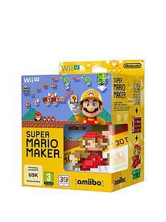 nintendo-wii-u-super-mario-maker-with-artbook-and-amiibo