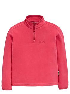 jack-wolfskin-jack-wolfskin-girls-gecko-14-zip-fleece-top