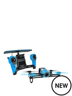 parrot-bebop-camera-drone-skycontroller-blue