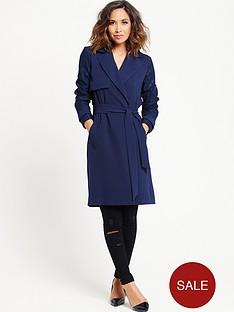 myleene-klass-lace-sleeve-duster-coat