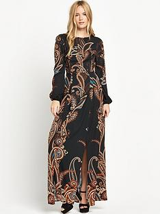 warehouse-paisley-maxi-dress