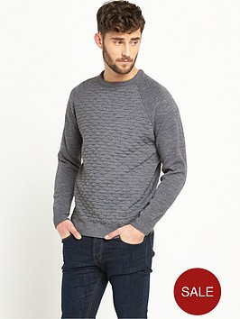 v-by-very-long-sleeve-quilted-raglan-jumper