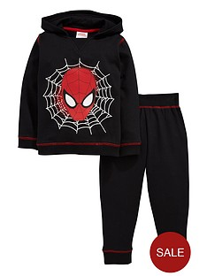 spiderman-boys-hoodie-and-joggers-set-2-piece
