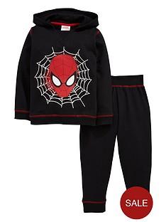 spiderman-boys-sweatnbsphoodie-and-joggers-set-2-piece