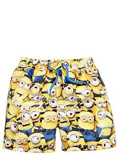 minions-boys-board-shorts