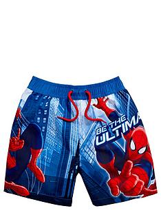 spiderman-boys-board-shorts