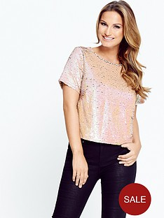 samantha-faiers-all-over-sequin-tee