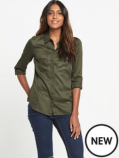 v-by-very-utility-shirt