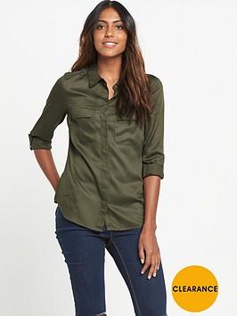 v-by-very-utility-shirt