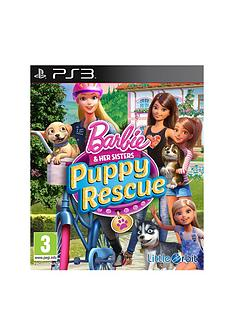 playstation-3-barbie-amp-her-sisters-puppy-rescue
