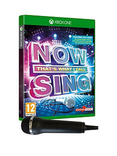 xbox-one-now-that039s-what-i-call-sing-1-microphone-pack