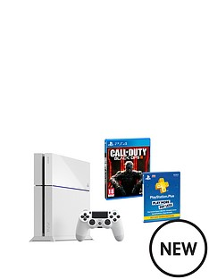 playstation-4-white-console-with-call-of-duty-black-ops-3-and-12-months-playstation-plus