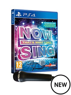 playstation-4-now-that039s-what-i-call-sing-1-microphone-pack