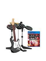 Rock Band 4 Band in a Box Bundle