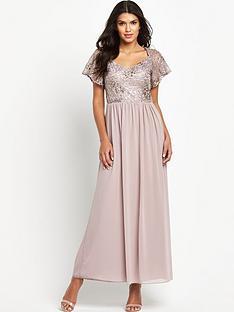 little-mistress-sequin-top-maxi-dress