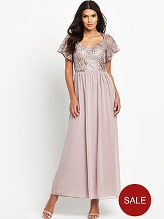 little-mistress-sequin-top-maxi-dress