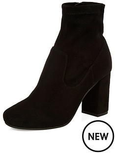 river-island-60snbspstretch-ankle-boot