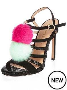 river-island-bright-pom-pomnbspstrappy-heeled-sandals