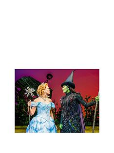 virgin-experience-days-wicked-theatre-tickets-and-dinner-for-two