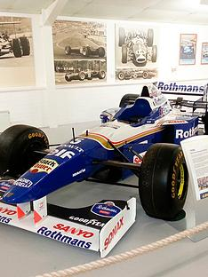 virgin-experience-days-visit-to-the-donington-grand-prix-collection-for-two-adults-innbspderbyshire