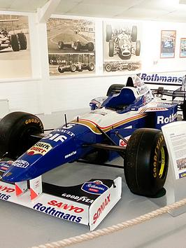 virgin-experience-days-visit-to-the-donington-grand-prix-collection-for-two-adults