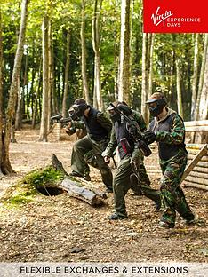 virgin-experience-days-paintballing-for-4