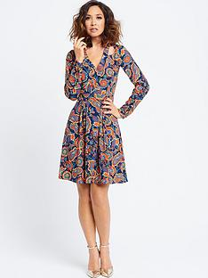 myleene-klass-cut-out-paisley-tea-dress