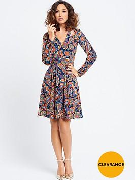 myleene-klass-cut-out-paisley-tea-dress
