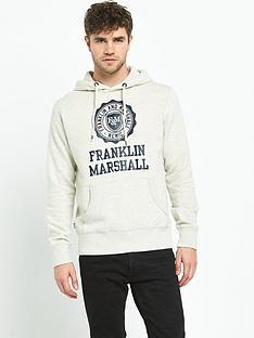 franklin-marshall-logo-mens-hoodie