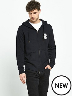 franklin-marshall-zip-through-mens-hoodie
