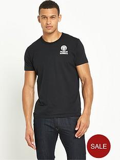 franklin-marshall-badge-logo-mens-t-shirt
