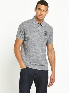 franklin-marshall-franklin-amp-marshall-logo-polo-shirt