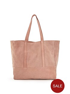unlined-suede-slouch-shopper-blush