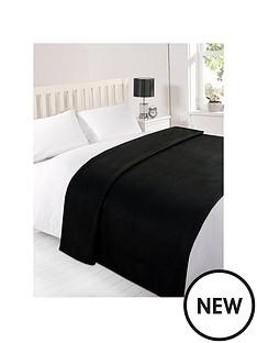 plain-fleece-blanket-black
